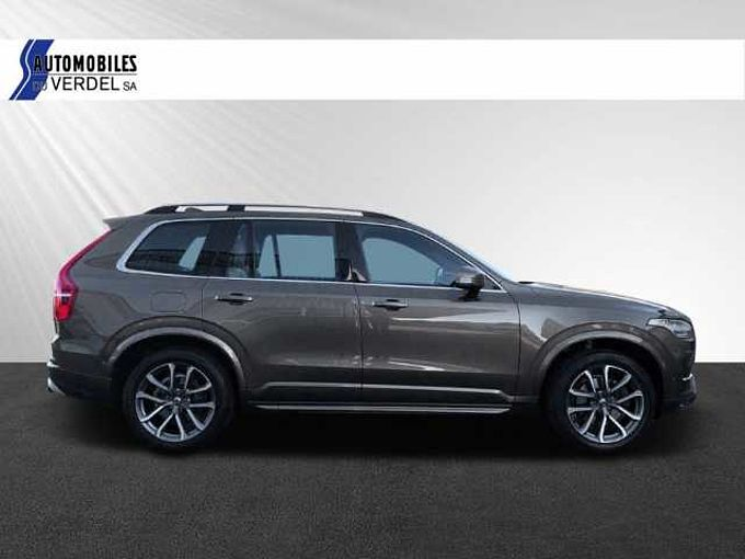 Volvo XC90 D5 AWD Momentum Geartronic 7p.